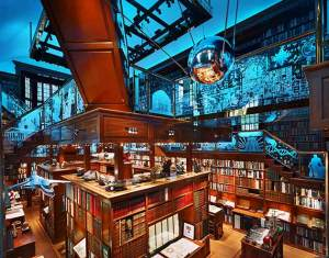 The Library of Human Imagination